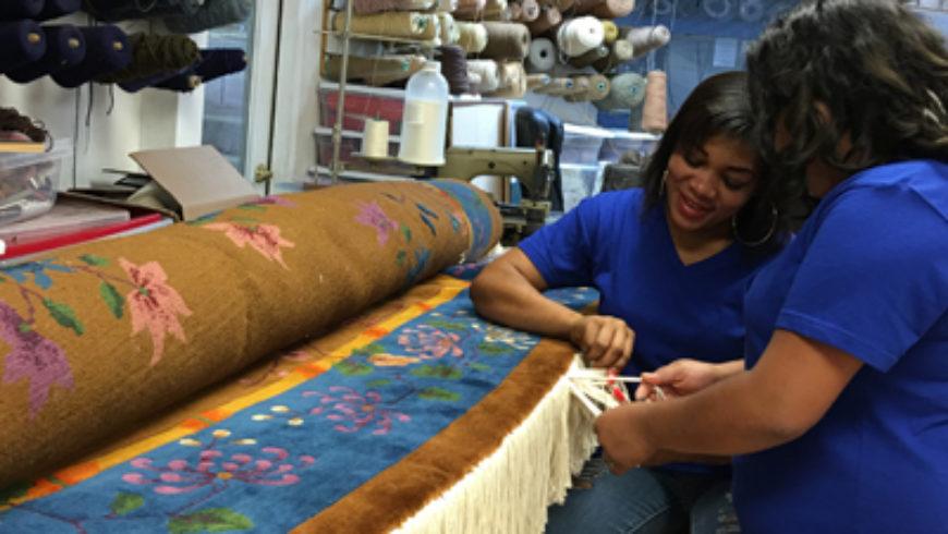 Rug Repair & Restoration Service in Miami