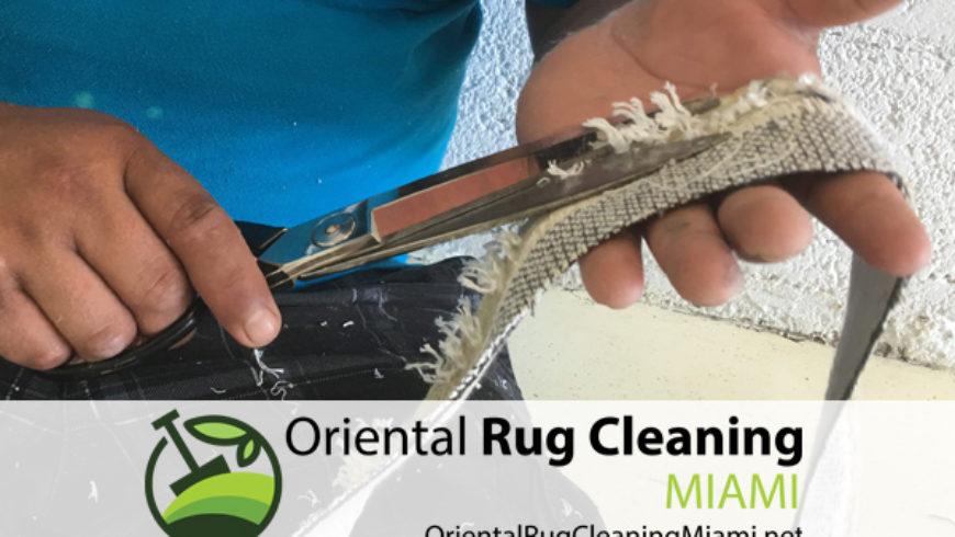 Modern & Antique Rug Restoration Service in Miami
